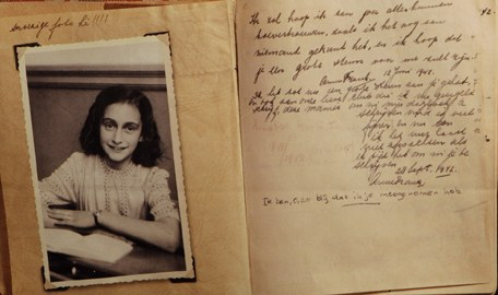 the diary of a young lady anne frank book review