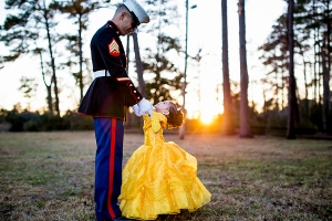 Daddy-Daughter-Marine-Corp-Dance10
