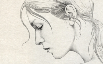 Sad-Little-Girl-Crying-Drawing-8